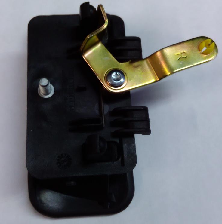 Ручка передней двери FORD (прав.) наружняя