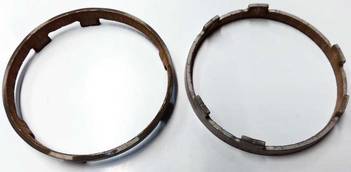 Кольцо синхронизатора FORD (1-2 перед.)