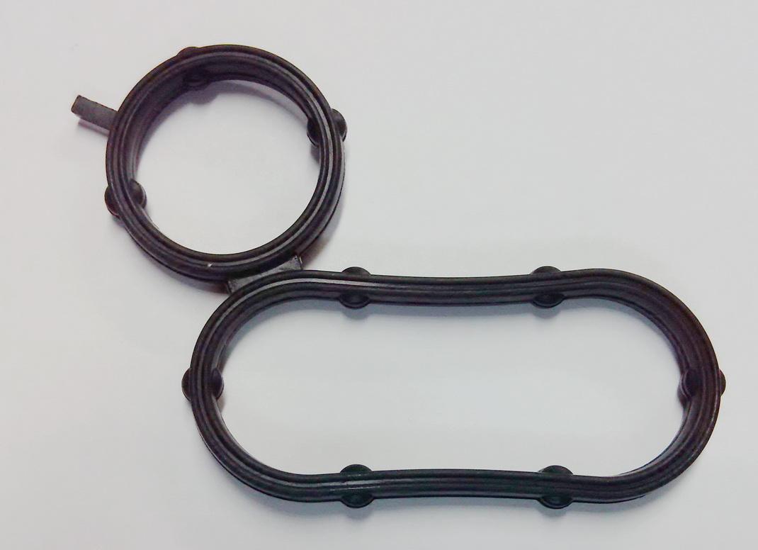 Прокладка охладителя масла Форд/Пежо FWD (охл с метал фильтром)