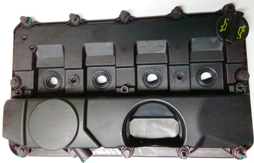 Крышка клапанов Форд 115-140 без центрифуги