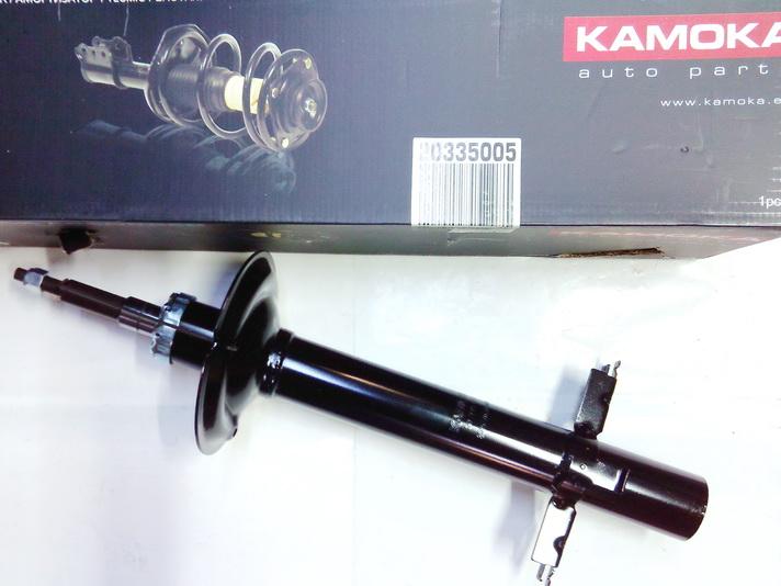 Амортизатор Пежо передний газовый. KAMOKA